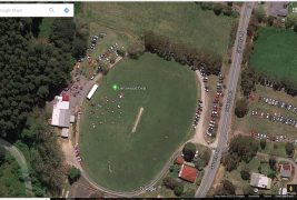 satellite picture of Centenary Picnic at Lenswood oval